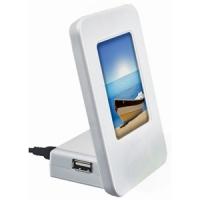 USB- разветвитель с фоторамкой и мигающей подсветкой (длина провода 93см)