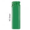 Зажигалки пьезо FlameClub P-01, HC Green, зелёные