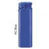 Зажигалки пьезо FlameClub P-01, HC Blue, синие