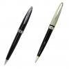 Набор Pierre Cardin: шариковая ручка и механический карандаш. Корпус - латунь и лак, колпачок - латунь с гравировкой, отделка и детали дизайна - латунь, хром и никель. Упаковка L