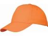 """Бейсболка """"Memphis"""" 5-ти панельная оранжевый"""