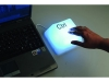Лампа в форме клавиши от компьютерной клавиатуры, работающая от USB