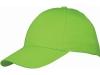 """Бейсболка """"Memphis"""" 5-ти панельная зелёное яблоко"""