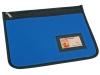 Папка для документов с отделением для визиток на молнии